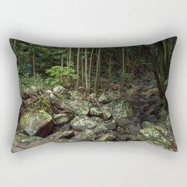 Rainforest Creek Rectangular Pillow