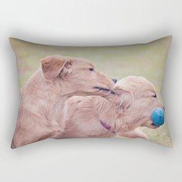 No I Had it First Rectangular Pillow