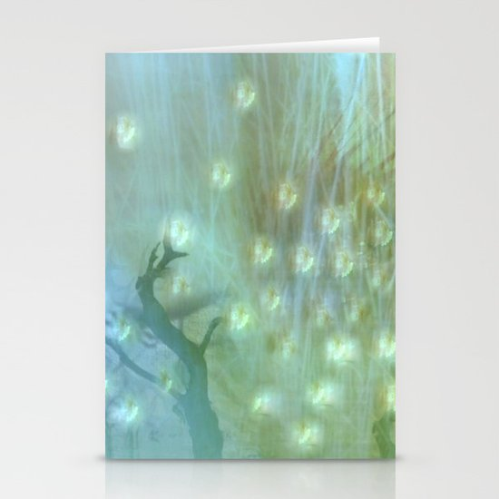 WHISPINESS OF SPRING Stationery Cards