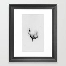 fingerprints 004 Framed Art Print
