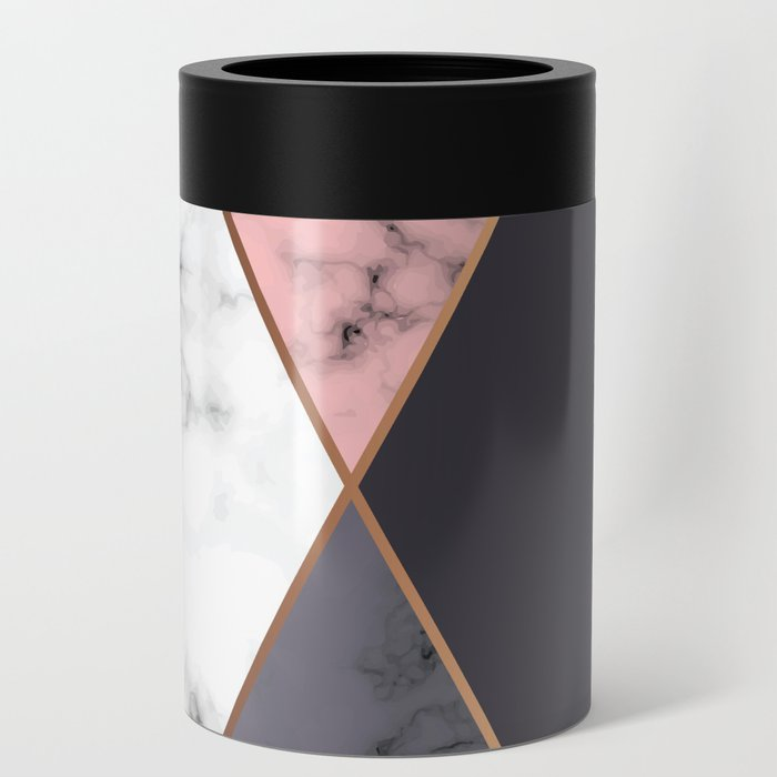 Marble Geometry 018 Can Cooler