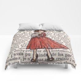 Paris 1962 - Armfuls of Books Comforters