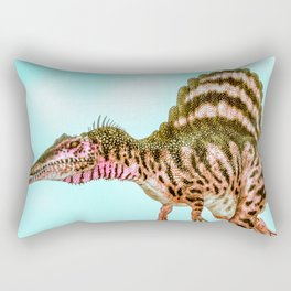 Spinosaurus Rectangular Pillow