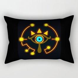 Sheikah Logo Rectangular Pillow
