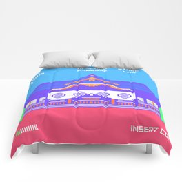 LAST STAGE Comforters