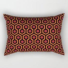Looking Over Rectangular Pillow
