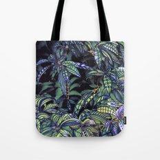 leaves evolved 4 Tote Bag