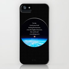 The Highest Heavens iPhone (5, 5s) Slim Case