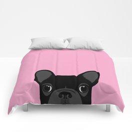 French Bulldog Comforters