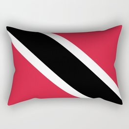 Trinidad & Tobago Flag Rectangular Pillow