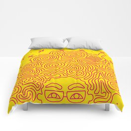 Fro Up Comforters
