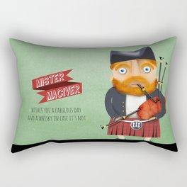 Mister MacIver Rectangular Pillow