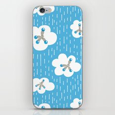 Methane Molecules And The Greenhouse Effect iPhone & iPod Skin