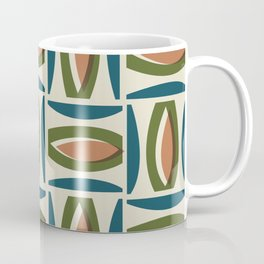 Alcedo - Orange Coffee Mug