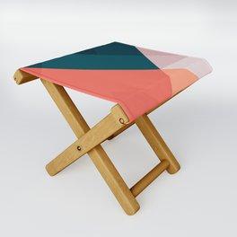 Geometric 1708 Folding Stool