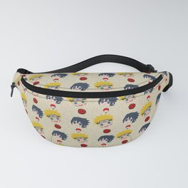 Face Characters Fanny Pack