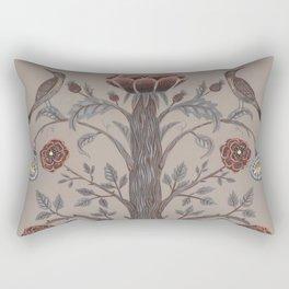 Garden Tree Rectangular Pillow