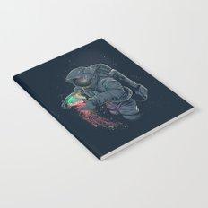 Jellyspace Notebook