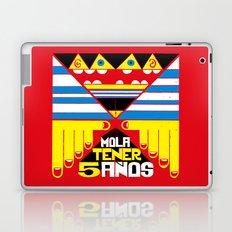 Mola Tener 5 Años / It´s Cool to be 5. Laptop & iPad Skin