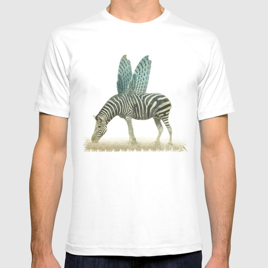 on the wings T-shirt