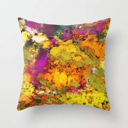 Looking for the impossible Throw Pillow