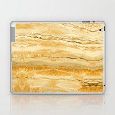 Gold Marble Laptop & iPad Skin