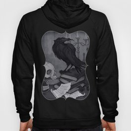 Once upon a Midnight Dreary Hoody