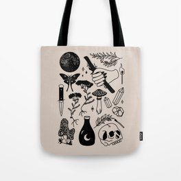 Forest Spells Tote Bag