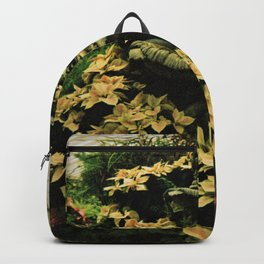 Floral Fountain Backpack