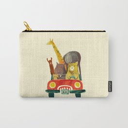Visit the zoo Carry-All Pouch