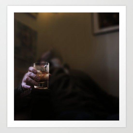 Drinkin' Art Print