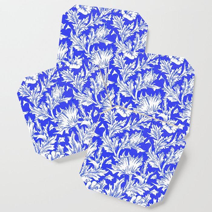 """William Morris """"Horn Poppy"""" 1. Coaster"""