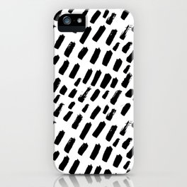 Stroke iPhone Case