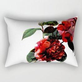 Vintage Blooms Rectangular Pillow