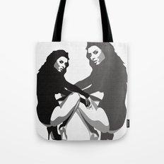 BEAUTY GIRL Tote Bag