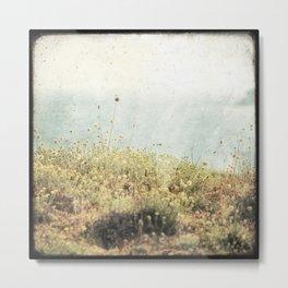 Houat island #4 - Contemporary photography Metal Print