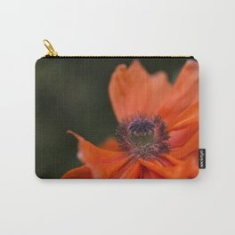Poppyqueen Poppy Flower Flowers Poppies Carry-All Pouch