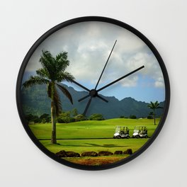 Picture Perfect Wall Clock