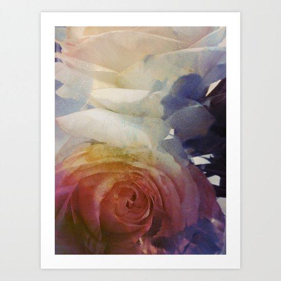 Erato Art Print