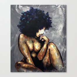 Naturally LV Canvas Print