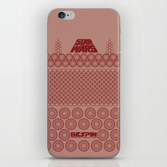 Star Wars- Bespin iPhone & iPod Skin