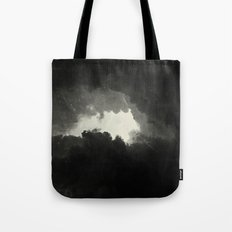 Hole In The Sky II Tote Bag