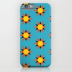 Retro Starburst Slim Case iPhone 6s