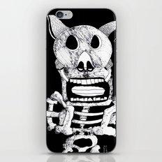 Pig Bat iPhone & iPod Skin