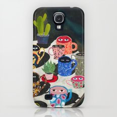 Suspicious mugs Galaxy S4 Slim Case