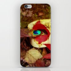 Woodland Masquerade iPhone & iPod Skin