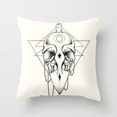 The Mystic #2 Throw Pillow