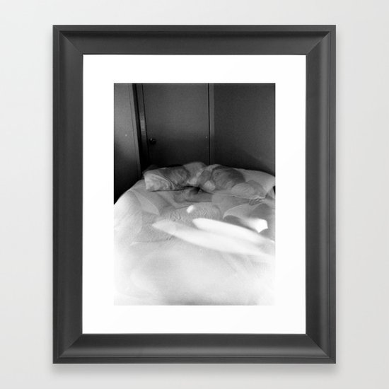 Double Vision II Framed Art Print
