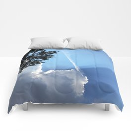 Eclipsed By A Cloud Comforters