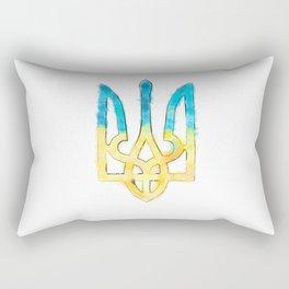 Trident Rectangular Pillow